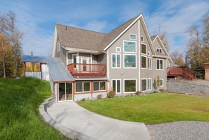 Harvest Lodge B&B and custom salmon fishing prices