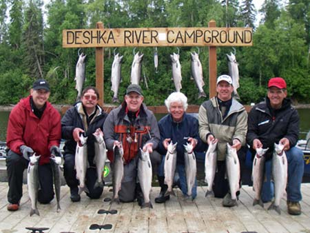Alaska Fishing Trips with iFishAlaska Guide Service