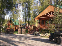Deshka Landing Lodge - Places to stay in Alaska