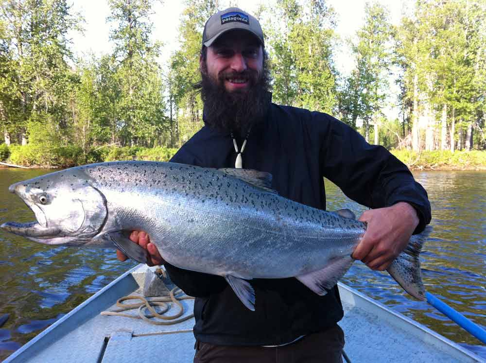 Alaska salmon pictures photos of alaska salmon king for Alaskan salmon fishing