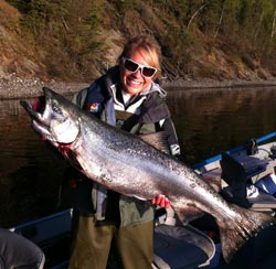 Best King Salmon Price with Custom Salmon Fishing Prices